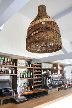 Wicker Light shade