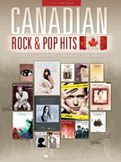Canadian Rock & Pop Hits (Softcover)