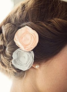Hey, I found this really awesome Etsy listing at https://www.etsy.com/listing/76267526/bridal-rose-hair-pins-wedding-hair