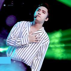 #디오 #경수 #kyungsoo #EXO #TheWarEXO #KOKOBOP