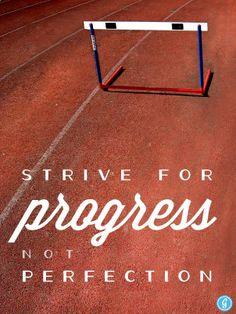 Heres to overcoming hurdles. .