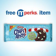 FREE Chips Ahoy Cookies With Mperks Code!