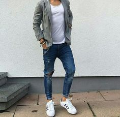 Sport men's fashion