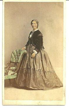 Antique Photos, Vintage Pictures, Old Photos, Vintage Outfits, Vintage Fashion, Vintage Clothing, Civil War Fashion, Civil War Dress, War Image