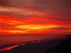 Destin Florida, amazing white sand beaches, and blue waters.