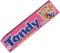 Pasta de dente Tandy.