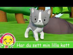 Barnsånger på svenska: Har du sett min lilla katt + 33 minuter - YouTube Sky Gif, Katt, Ios App, Yoshi, Itunes, Sky Videos, Childrens Books, Mario, Youtube