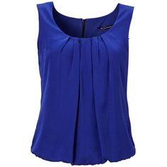 Expresso top ❤ liked on Polyvore featuring tops, shirts, blusas, tank tops, blue tank top, expresso, draped tank top, drapey tank tops and blue top