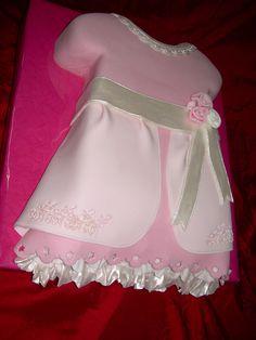 DSCN4309 by Atkovic, via Flickr - flower girl dress or christening dress