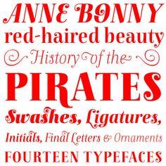 Anne Bonny | Slanted - Typo Weblog und Magazin