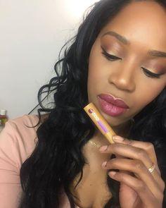 Madan Beauté, bloggeuse Canadienne vous présente le Vernis à Lèvres #zaomakeup !