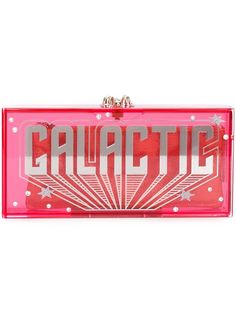 Charlotte Olympia 'galactic Penelope' Clutch - Julian Fashion - Farfetch.com