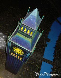 Fantasyland - Peter Pan's Flight