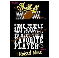 New Football Mom Tee available for purchase from our store. Click the link to order.    Shannon Golden Designs - Roanoke Rapids, NC