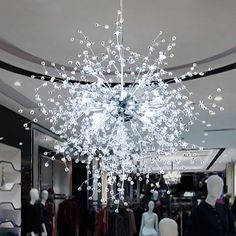 Cheap led crystal chandeliers, Buy Quality modern led crystal directly from China crystal fixture Suppliers: Modern LED Crystal Chandeliers Dandelion Lighting Firework Sparkle Ball Hanging Lamp lustre Luminaire Light Fixtures Light, Dandelion Light, Led Crystal Chandelier, Ceiling Pendant Lights, Iron Lighting, Led Shop Lights, Chandelier, Led Chandelier, Ceiling Lights