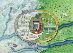Erzurum | Evliya Çelebi | Collections | Fine Islamic Arts | Şermin Ciddi