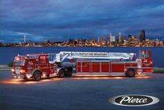 Cool firetruck
