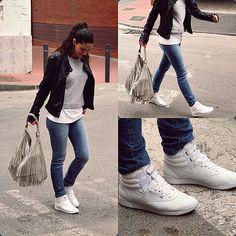 Estas sneakers clásicas de Reebok son perfectas para el día a día con un jean…