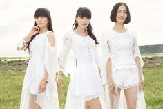 「Relax In The City / Pick Me Up」 Double A-side Single (水) Release 決定!! Perfume Japanese Official Site Amazing Grace Perfume, Perfume Jpop, Japanese Girl Group, Attractive Girls, Tecno, Japanese Models, Bridesmaid Dresses, Wedding Dresses, Beautiful Asian Girls