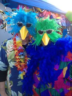 Andy and Linda Enrico are first time Jimmy Buffett concert-goers. Lulu's Restaurant, Jimmy Buffett Concert, Margarita Party, Moana Birthday, Party Buffet, Ocean Themes, Luau, Best Part Of Me, Parrots