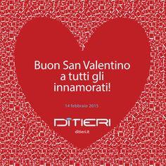 |#SANVALENTINO| Un augurio speciale a tutti gli #innamorati!