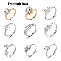 Wedding & Engagement Jewelry Jewelry & Accessories Immitation Pearl Ring White Creative Temperament White Gold Color Fish Bone Grain Ring Fashion Design For Women