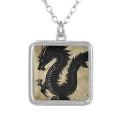 Black Dragon Custom Jewelry