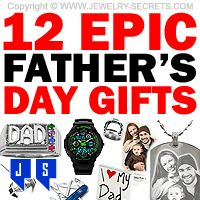►► 12 EPIC FATHER'S DAY GIFTS ►► Jewelry Secrets