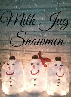 milk-jug-snowmen-easy-christmas-craft