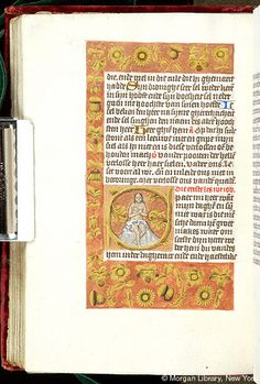 Book of Hours, MS M.1078 fol. 150v - Images from Medieval and Renaissance Manuscripts - The Morgan Library & Museum