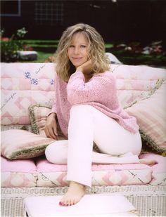 pink inspiration...via Barbra Streisand