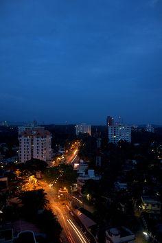 Kuravankonam Jn, Trivandrum [by Anoop Dharmaseelan, via Flickr]