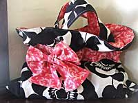 jumbo glam bag pattern--could be a diaper bag too
