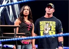 Who is aj dating wwe
