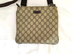 Gucci crossbody bag #gucci #guccihandbags #guccibag #guccigang #guccihandbagsamazon Gucci Gang, Gucci Crossbody Bag, Gucci Handbags, Monogram, Michael Kors, Beige, Stuff To Buy, Women, Gucci Purses