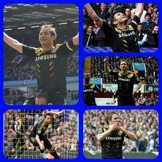 Congratulations Lampard on 203 goals!!