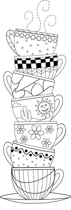 coffe doodle