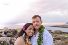 Oahu Wedding » Lisa Putnam Photography