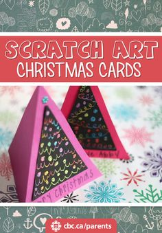 Scratch art is a classic technique with stunning results—draw with crayons, cover with black paint and scratch to reveal bright colours.