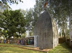Gallery of Shiv Temple / Sameep Padora & Associates - 11