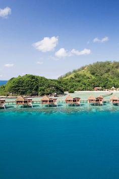 Likuliku Lagoon Resort - Malolo Island, Fiji - The island resort provides an exclusive, adults-only experience.