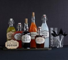 Potions and Punches | Throw a festive bash without all the fuss.