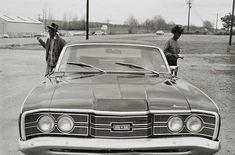 William Eggleston, Untitled (Couple and car), 1960-1972