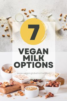 It's preferable to make vegan milk at home rather than buying it from the supermarket. When you choose the best plant-based milk maker, it's even easier. With simple directions ad a few minutes' time, your family will enjoy incredible vegan milk at a fraction of the price for store-bought. Learn more about the different vegan milk options you can choose from! 🥛 #veganmilk #plantbasedmilk #homemadeplantbasedmilk