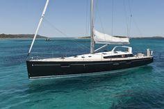 Beneteau Sense 55 - mi dream sailing boat. CGJ