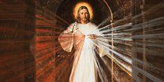 """É tradição que a Novena à Divina Misericórdia seja rezada, principalmente, antes da Festa da Misericórdia, iniciando na Sexta-Feira da Paixão. """"Em cada dia da novena, conduzirás ao meu coração um g…"""