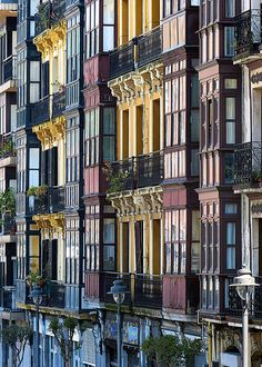 araknesharem:  Bilbao - Miradores 56 by Arnim Schulz on Flickr.