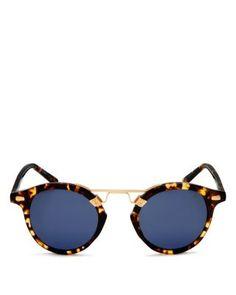 77565d5ae08 Louis Mirrored Polarized Sunglasses