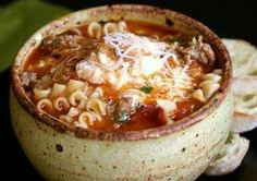 How to cook lasagna soup. Recipe for lasagna soup. All about lasagna soup. Other delicious and tasty recipe on foodte Crock Pot Recipes, Soup Recipes, Cooking Recipes, Lasagna Recipes, Cooking Chef, Cooking Tips, Rockcrok Recipes, Crockpot Meals, Gastronomia