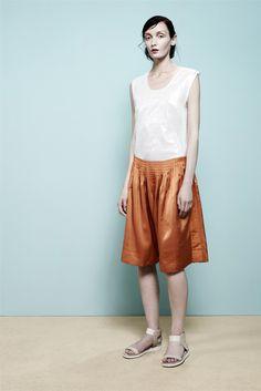 Sfilata Araks New York - Collezioni Primavera Estate 2013 - Vogue